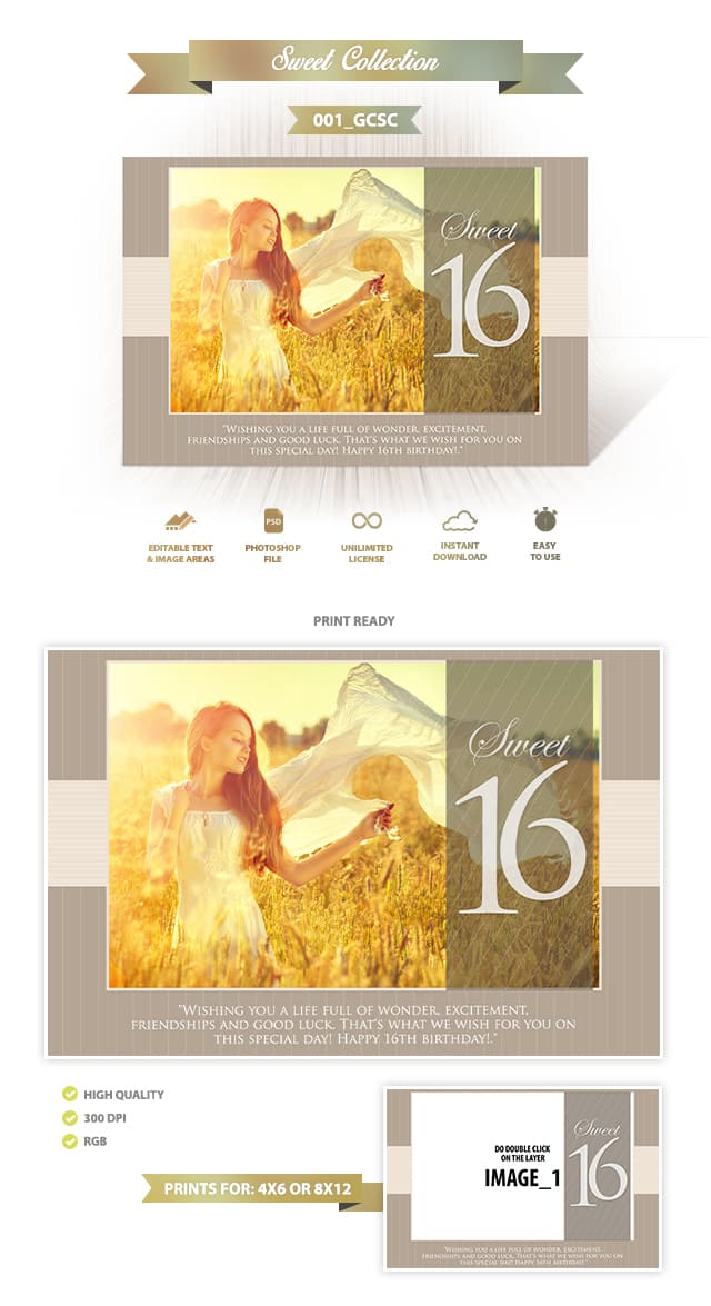 Sweet Greeting Cards 001