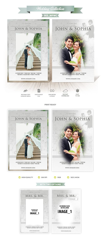 Wedding Movie Poster 003