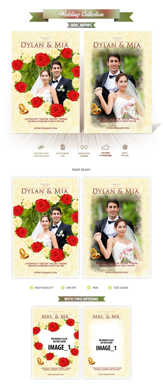 Wedding Movie Poster 006