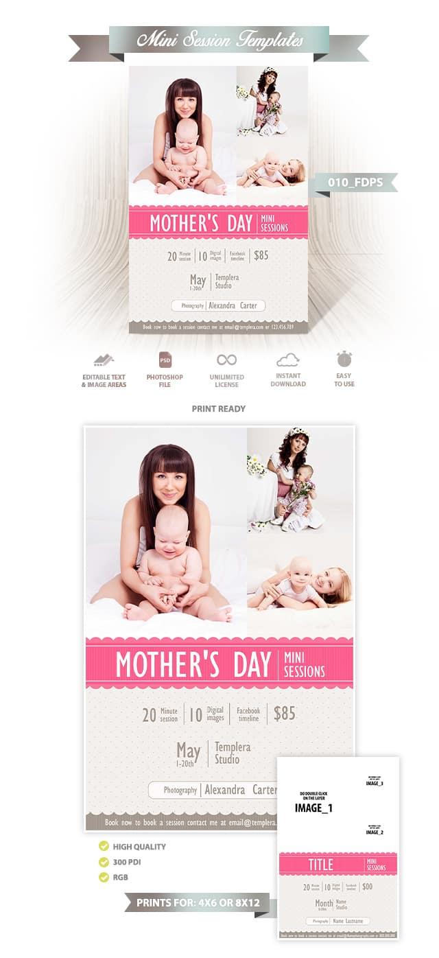 Mother's Day Mini Session Template 010