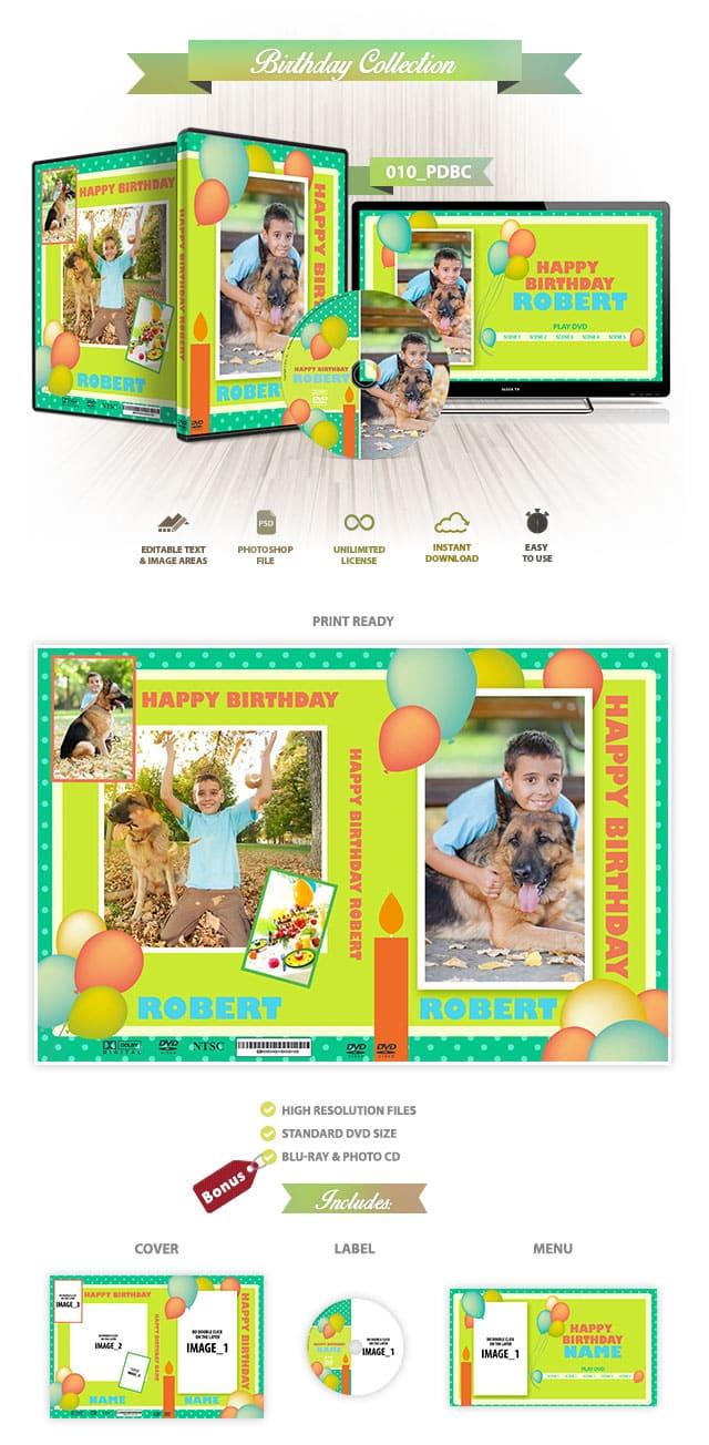Birthday DVD Cover 010