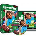 Birthday DVD Cover 014 PDBC