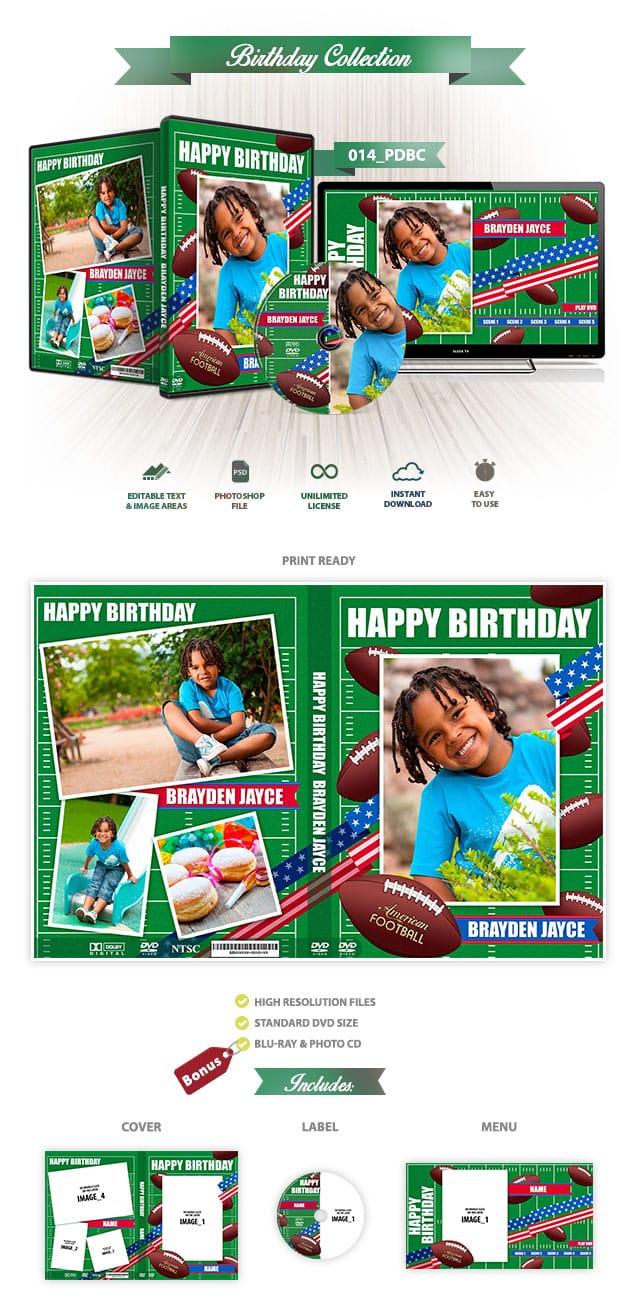 Birthday DVD Cover 014