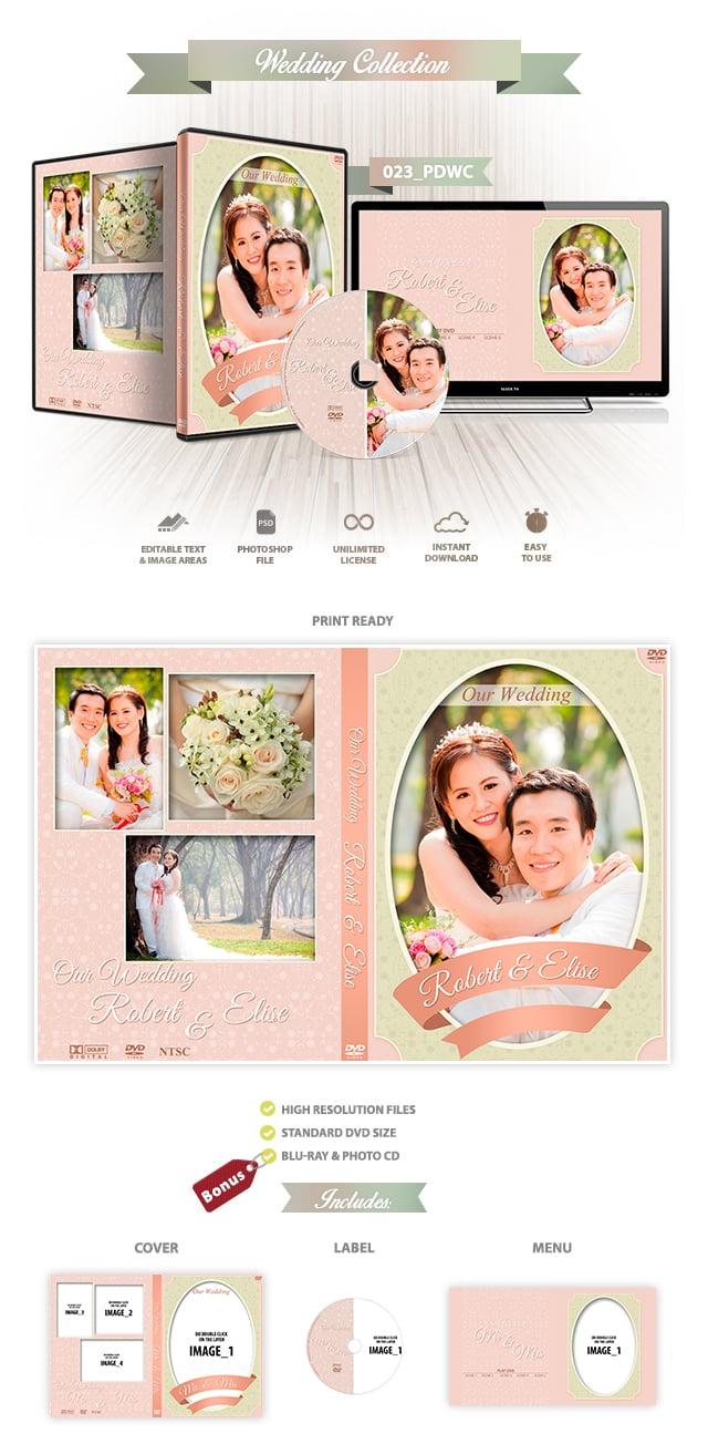 Wedding DVD Cover 023