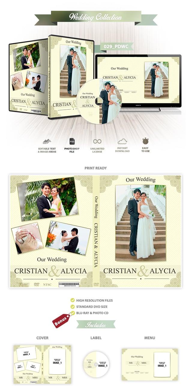 Wedding DVD Cover 029