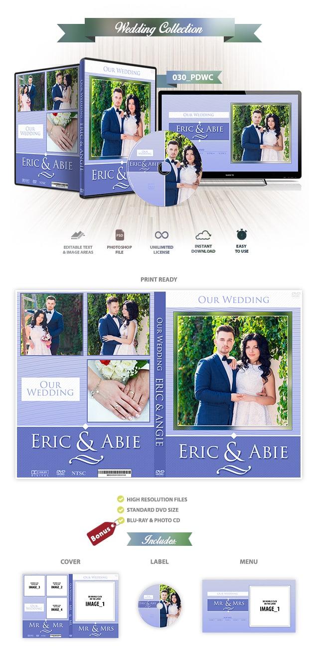 Wedding DVD Cover 030