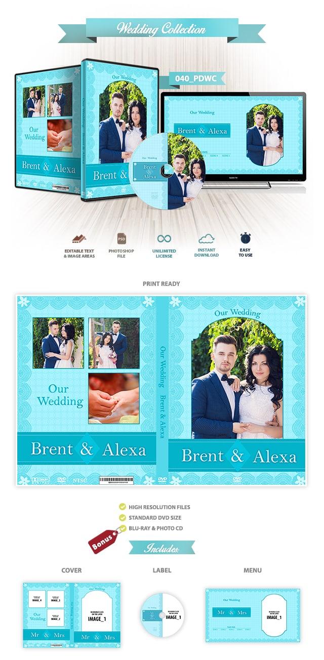 Wedding DVD Cover 040