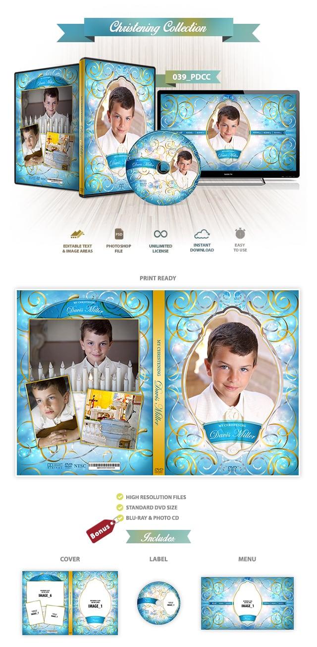 Christening DVD Cover 039