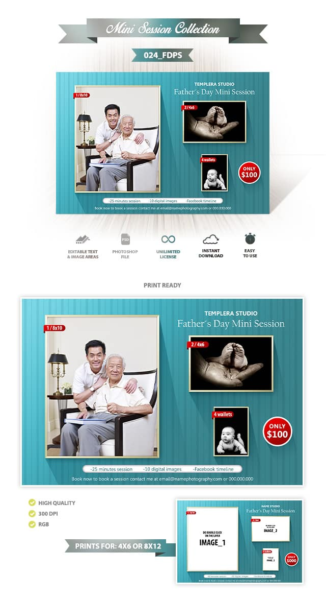 Father's day Mini Session Template 024