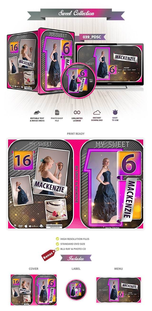 Sweet 16 DVD Cover 039