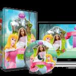 Disney Princess DVD Cover 007