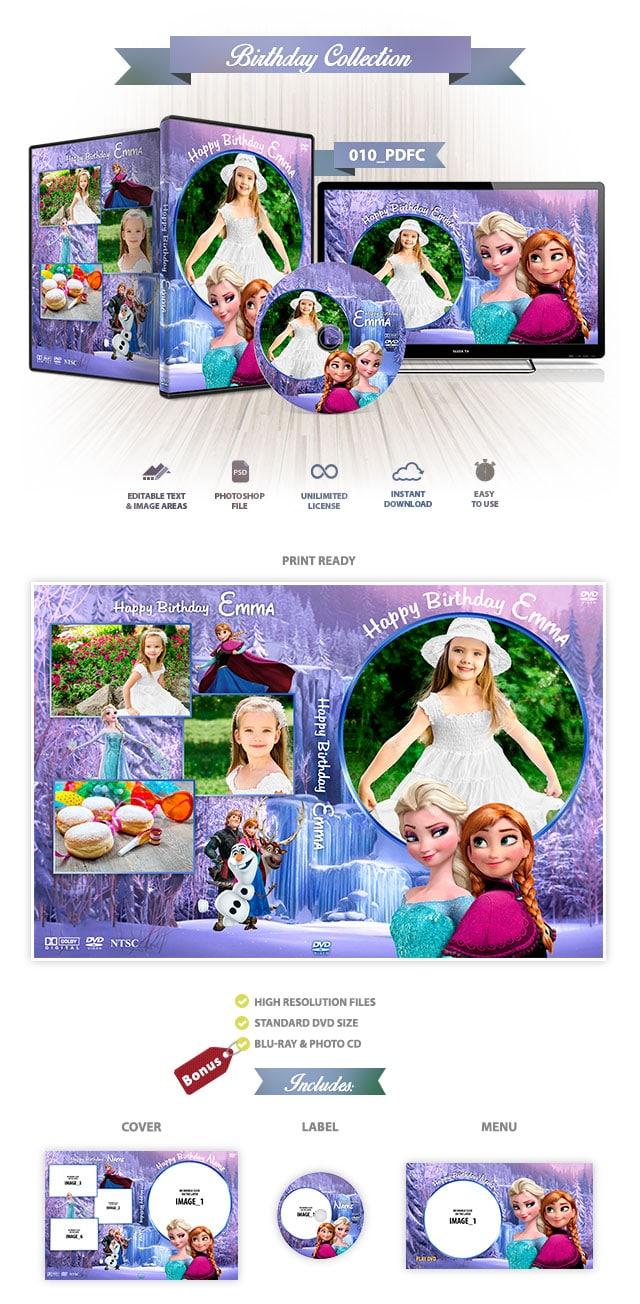 Frozen DVD Cover 010
