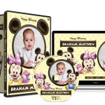Mickey-Minnie Mouse DVD Cover 003