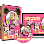 Minnie Mouse DVD Cover 007