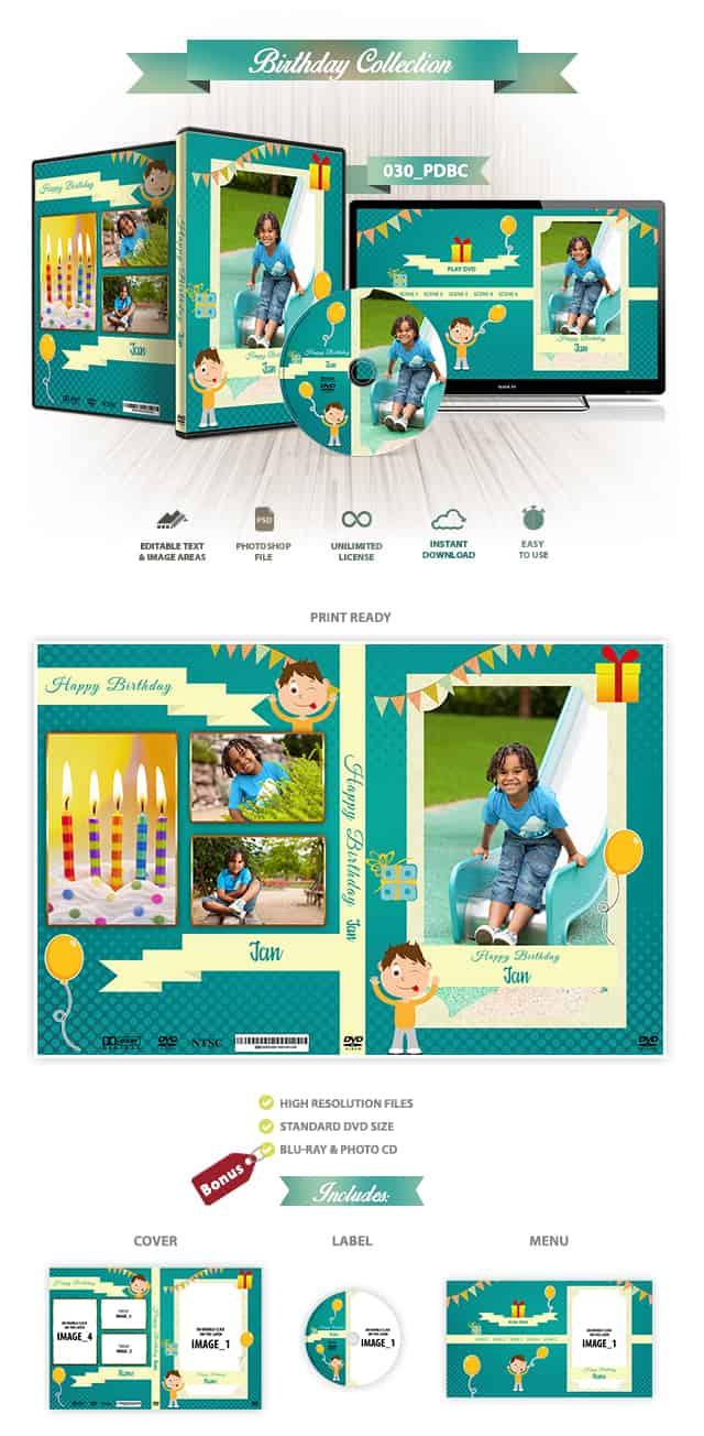 Birthday DVD Cover 030