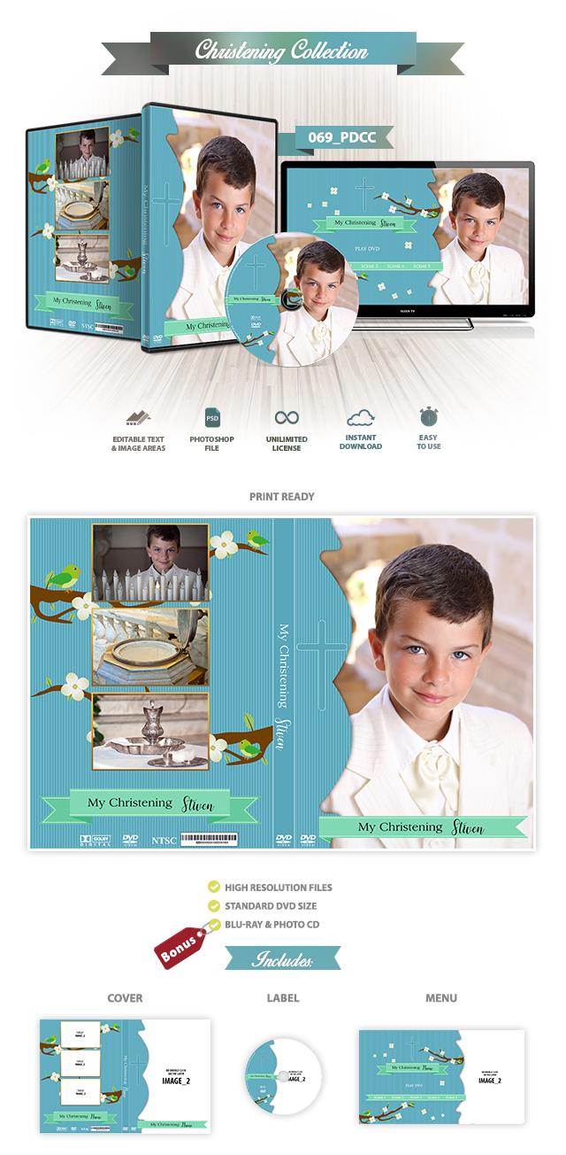 Christening DVD Cover 069
