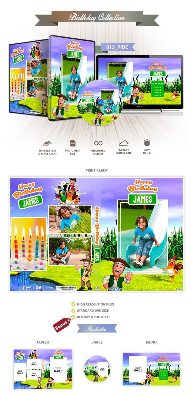La granja de Zenón DVD Cover 015
