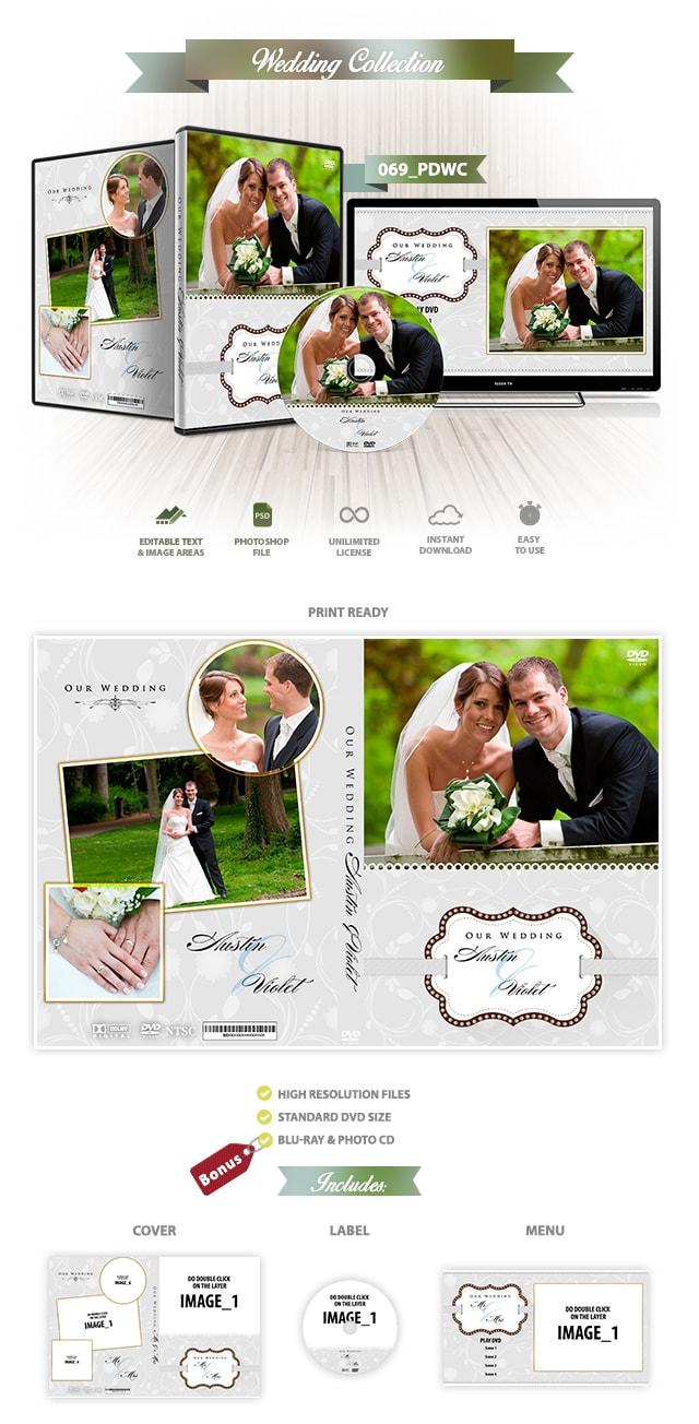 Wedding DVD Cover 069