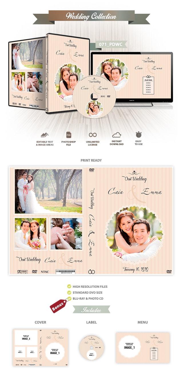 Wedding DVD Cover 071
