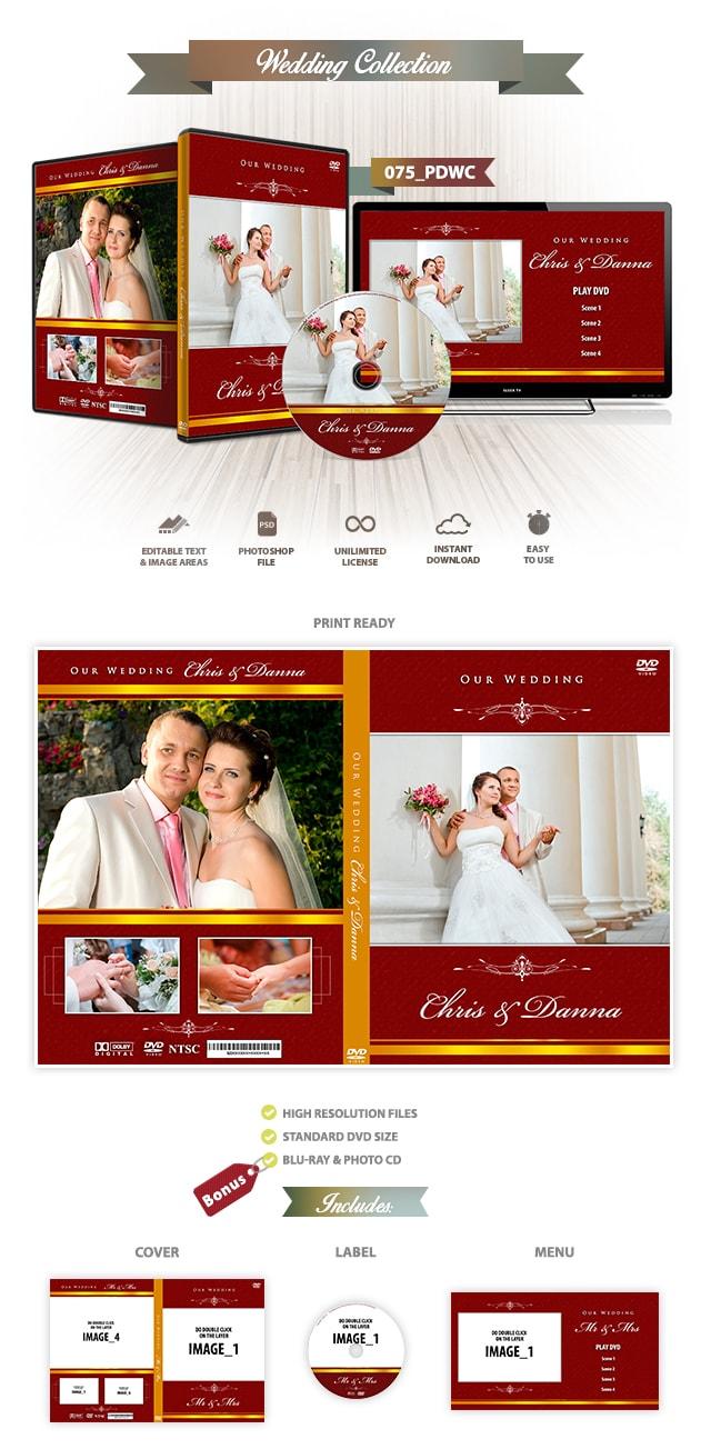 Wedding DVD Cover 075