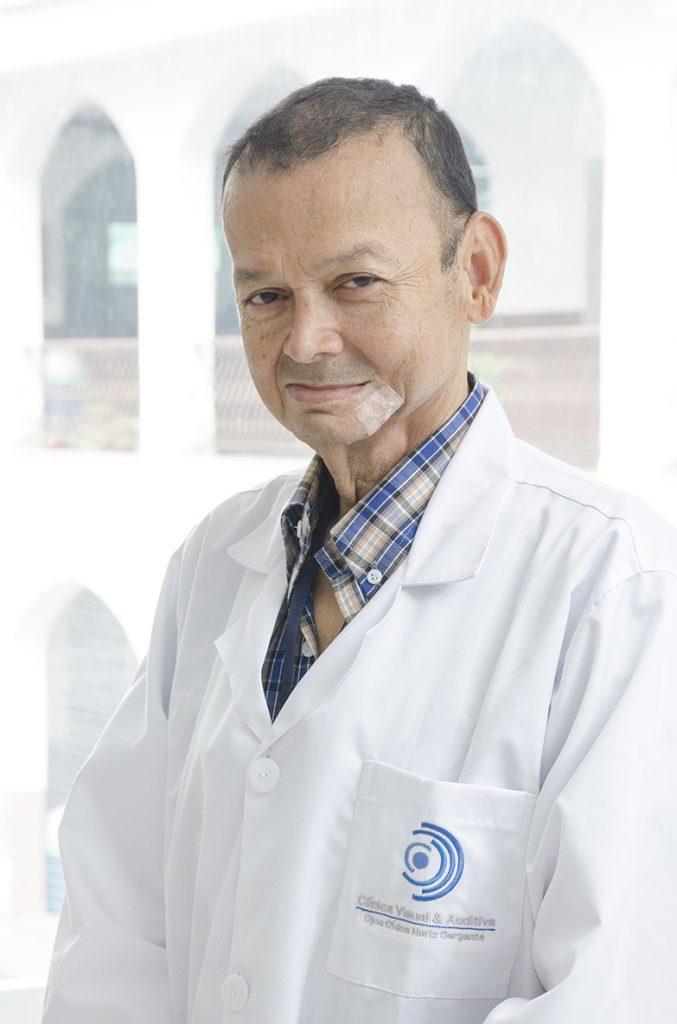 Tito Livio Delgado, Otorrinolaringología, , Clínica Visual y Auditiva, Cali Valle del Cauca