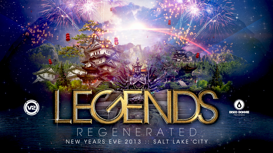 blog announcing legends: regenerated 2013