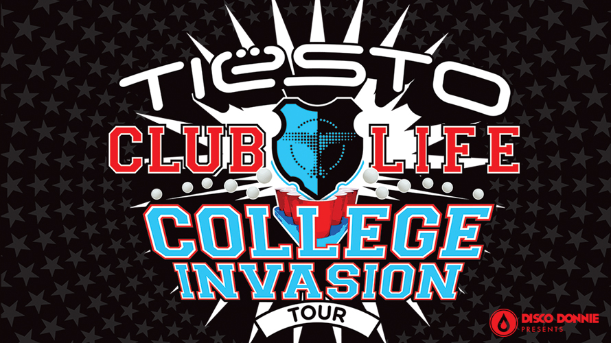 blog tiësto's club life college invasion tour vol. 2