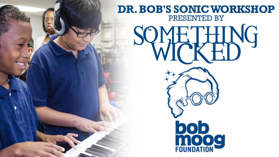 blog dr. bob's sonic workshop presented by something wicked