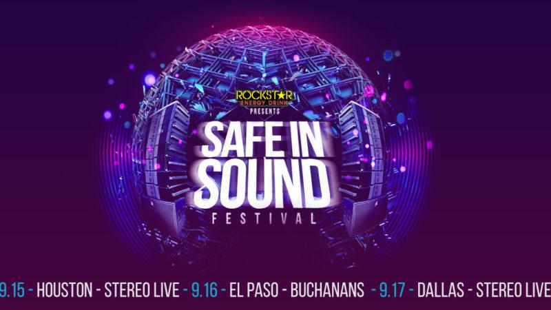 safe in sound festival 2016