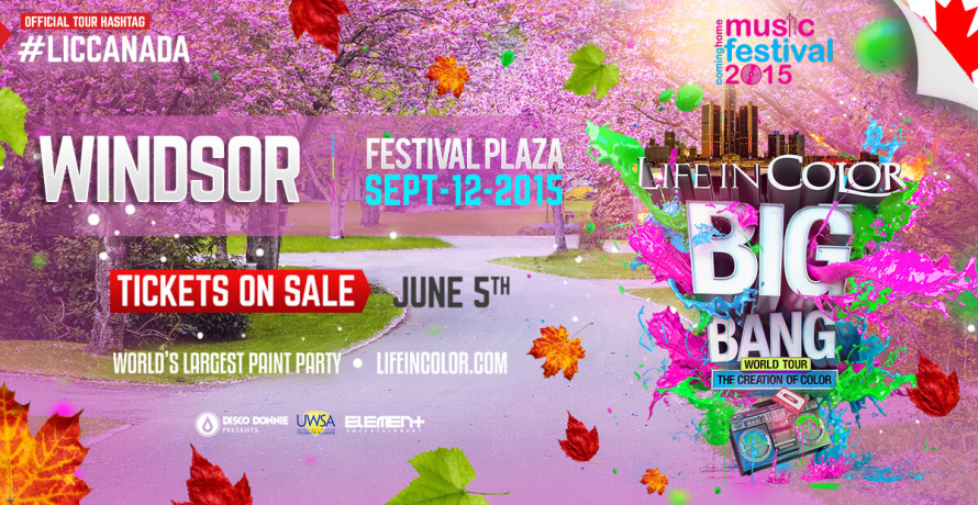blog the chainsmokers headline coming home music festival for life in color