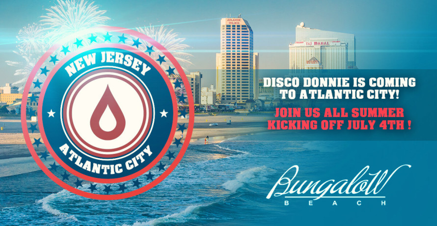 blog run away to atlantic city this summer with rumor and disco donnie presents