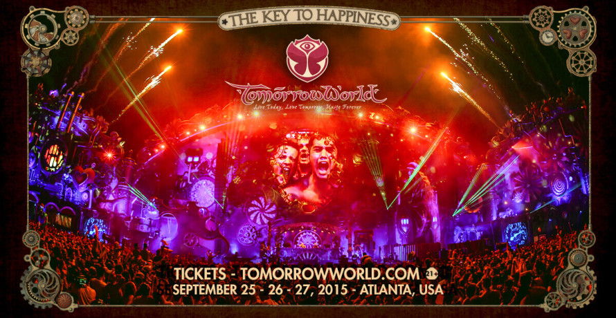 blog here are the second wave of headliners for tomorrowworld 2015