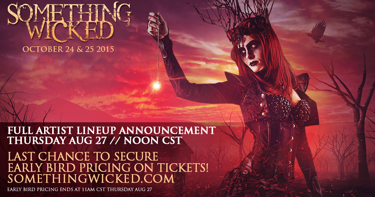 Something Wicked News and Updates