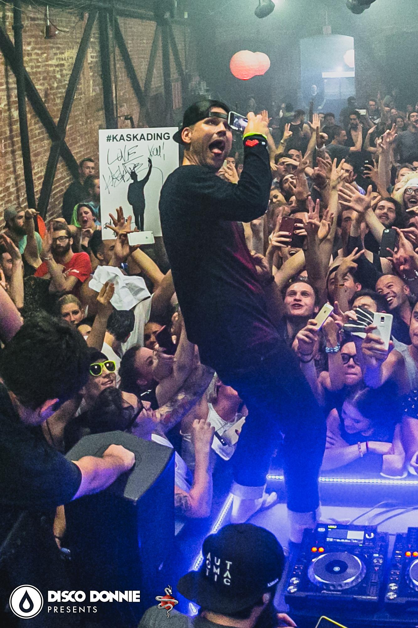 Photos from Kaskade, CID at Euphoria Nightclub