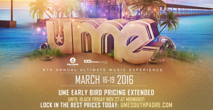 blog gobble up the savings, early bird tickets to ume on sale 'til black friday