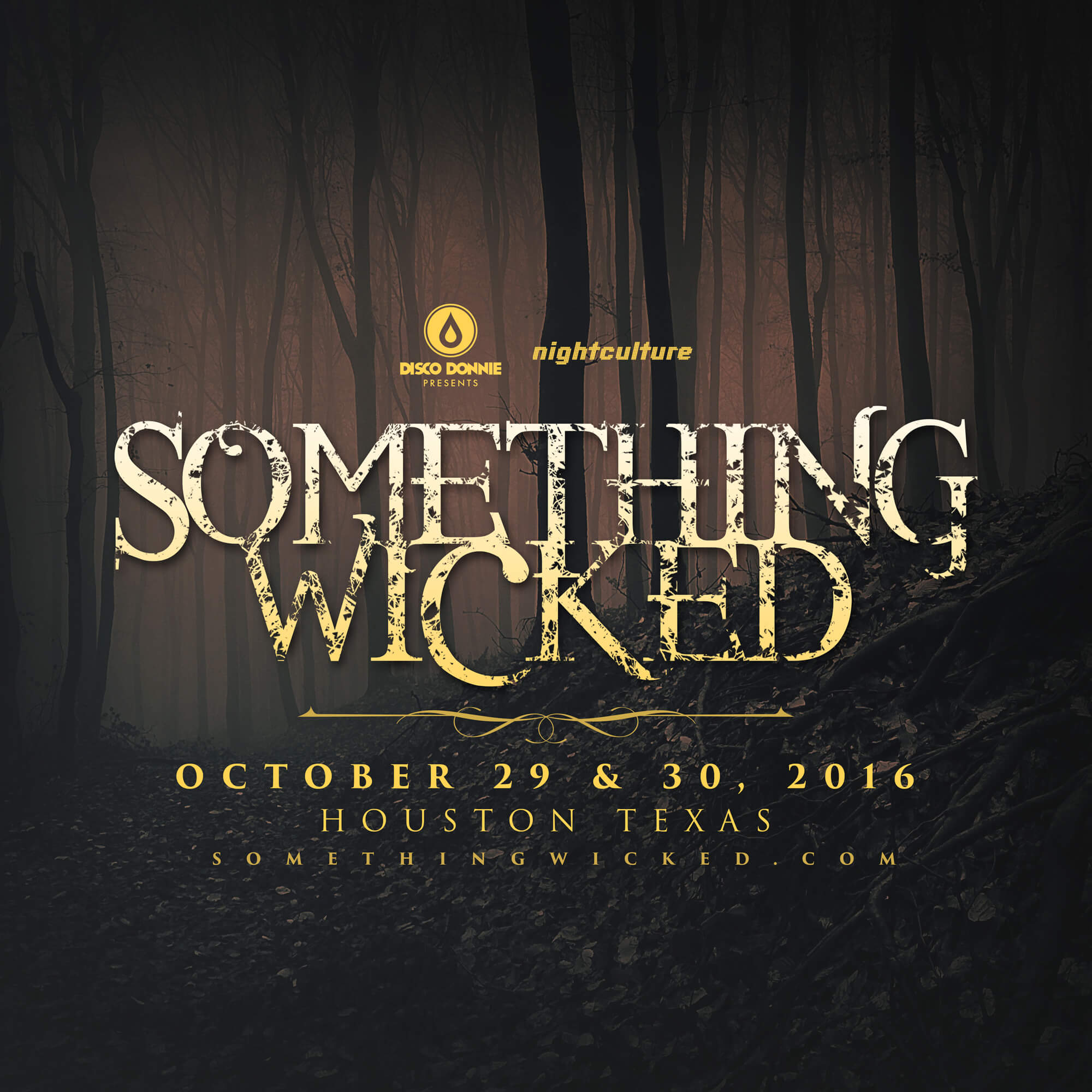 Something Wicked 2016 in Houston, Texas