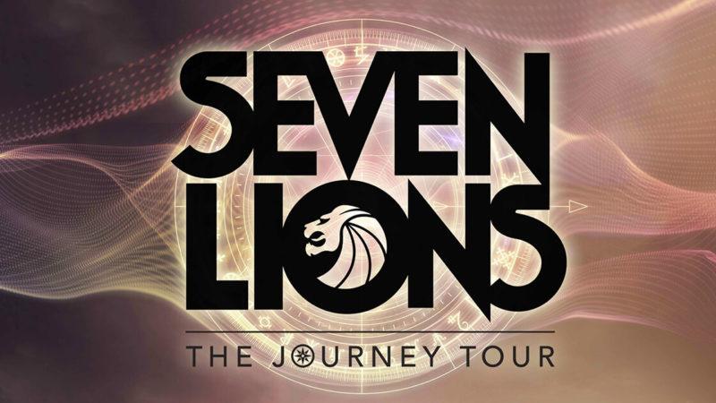 seven lions the journey tour