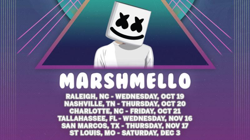marshmello the ritual tour