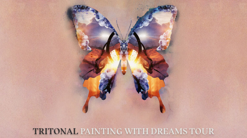 tritonal painting with dreams tour