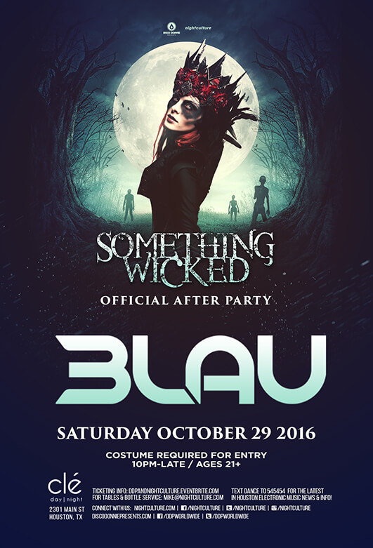 3LAU at Cle in Houston