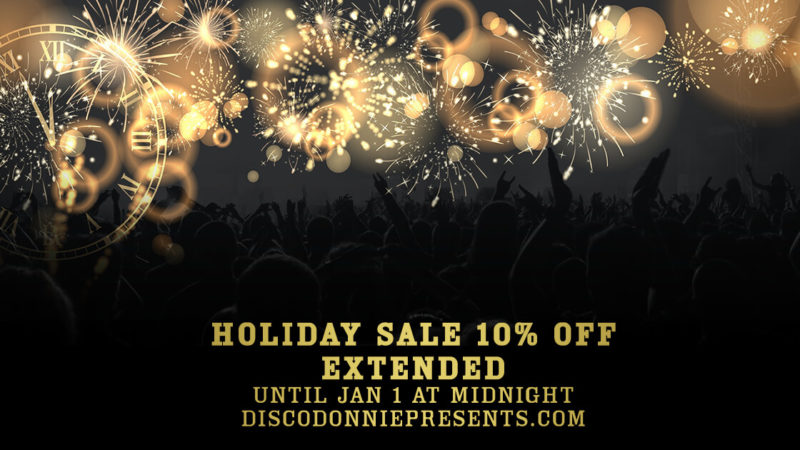 holiday sale 10% off extended