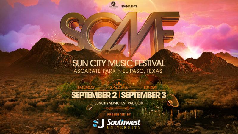 sun city music festival complete lineup