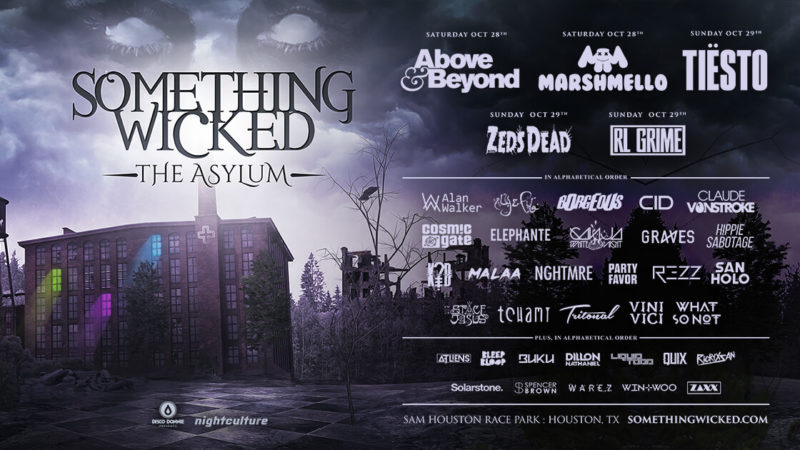 something wicked 2017 lineup