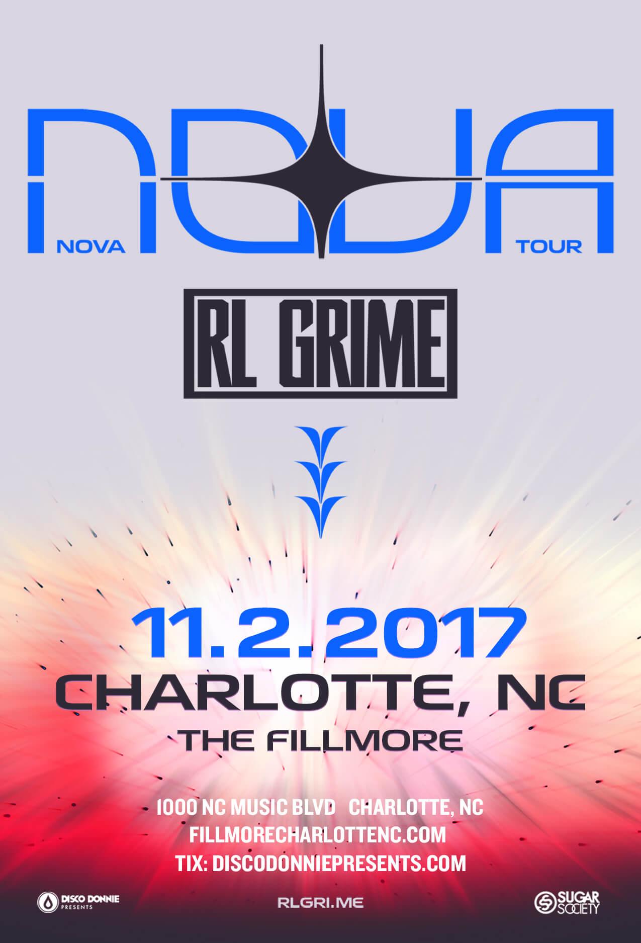 RL Grime at Fillmore Charlotte