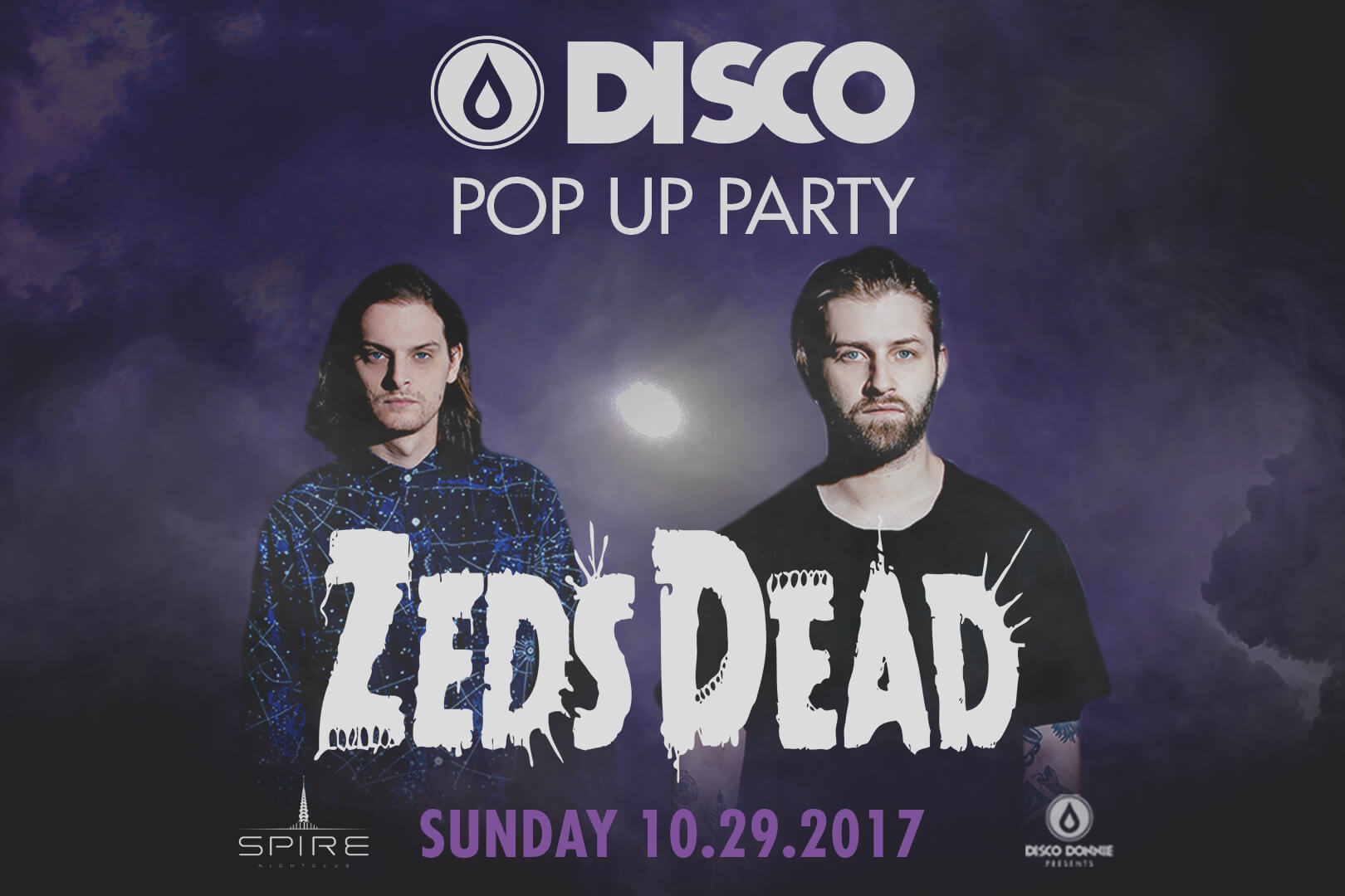 zeds dead in houston at spire