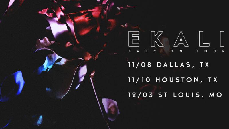 disco donnie presents ekali babylon tour