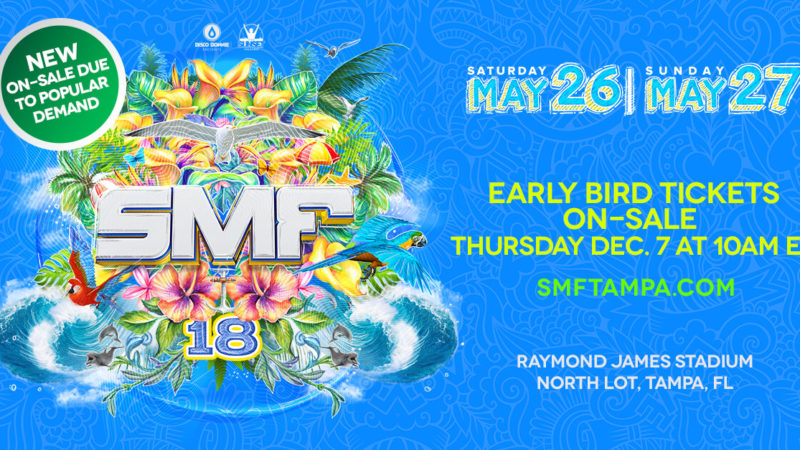 early bird tickets to smf on sale