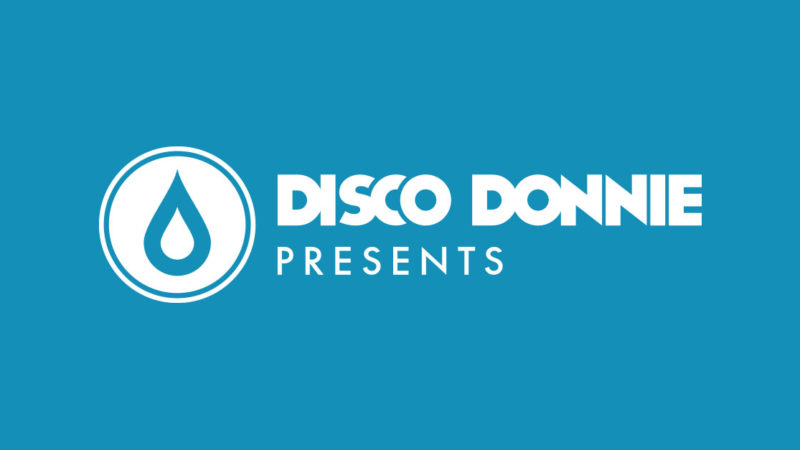 disco donnie presents logo