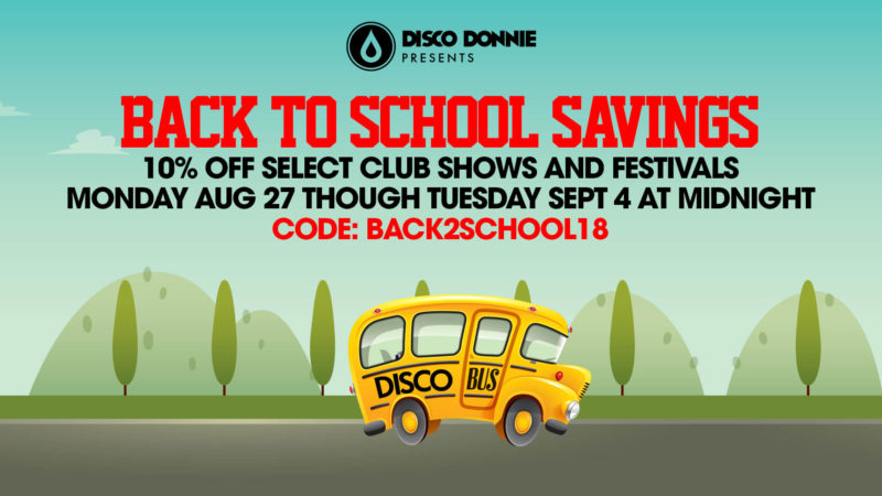b095569922 Back to School with 10% Savings on Select Events!