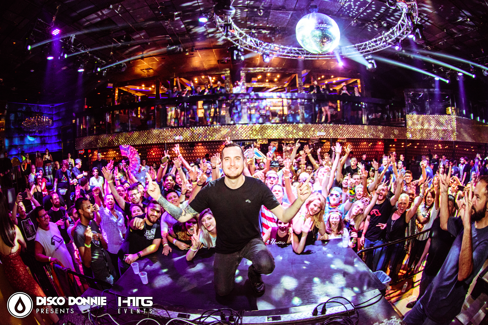 Photos from Andrew Bayer at Gilt Nightclub